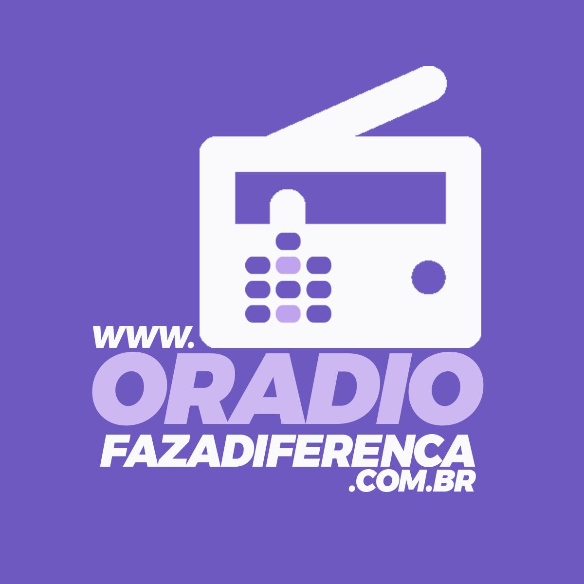 Logomarca O Rádio Faz a Diferença