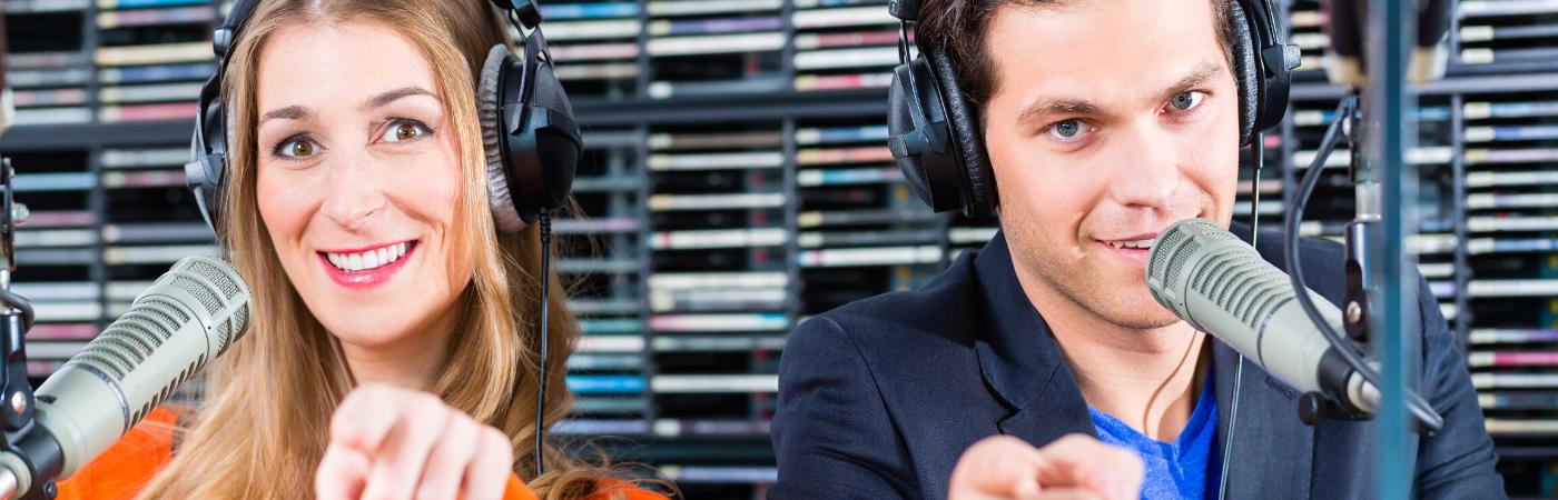 o rádio faz a diferença - e os profissionais que trabalham no rádio também
