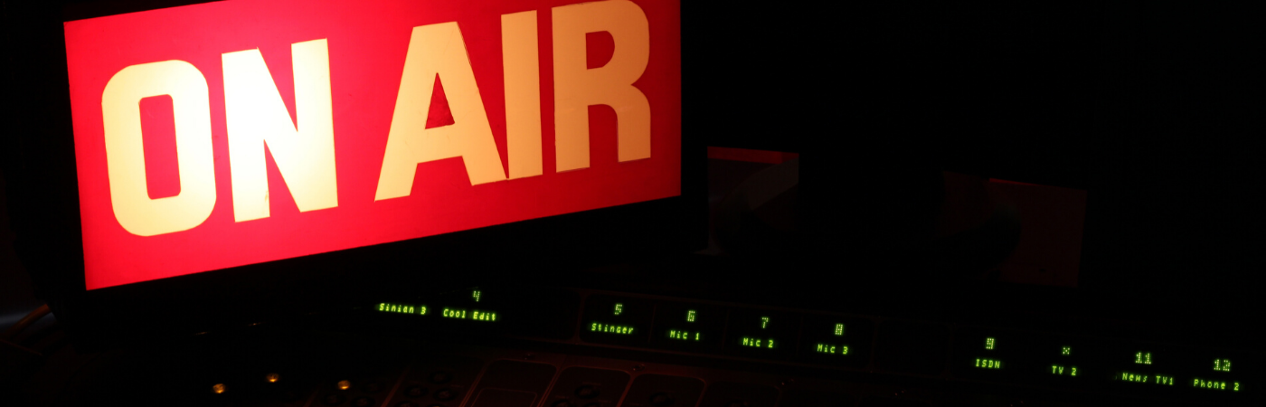 no ar o rádio faz a diferença