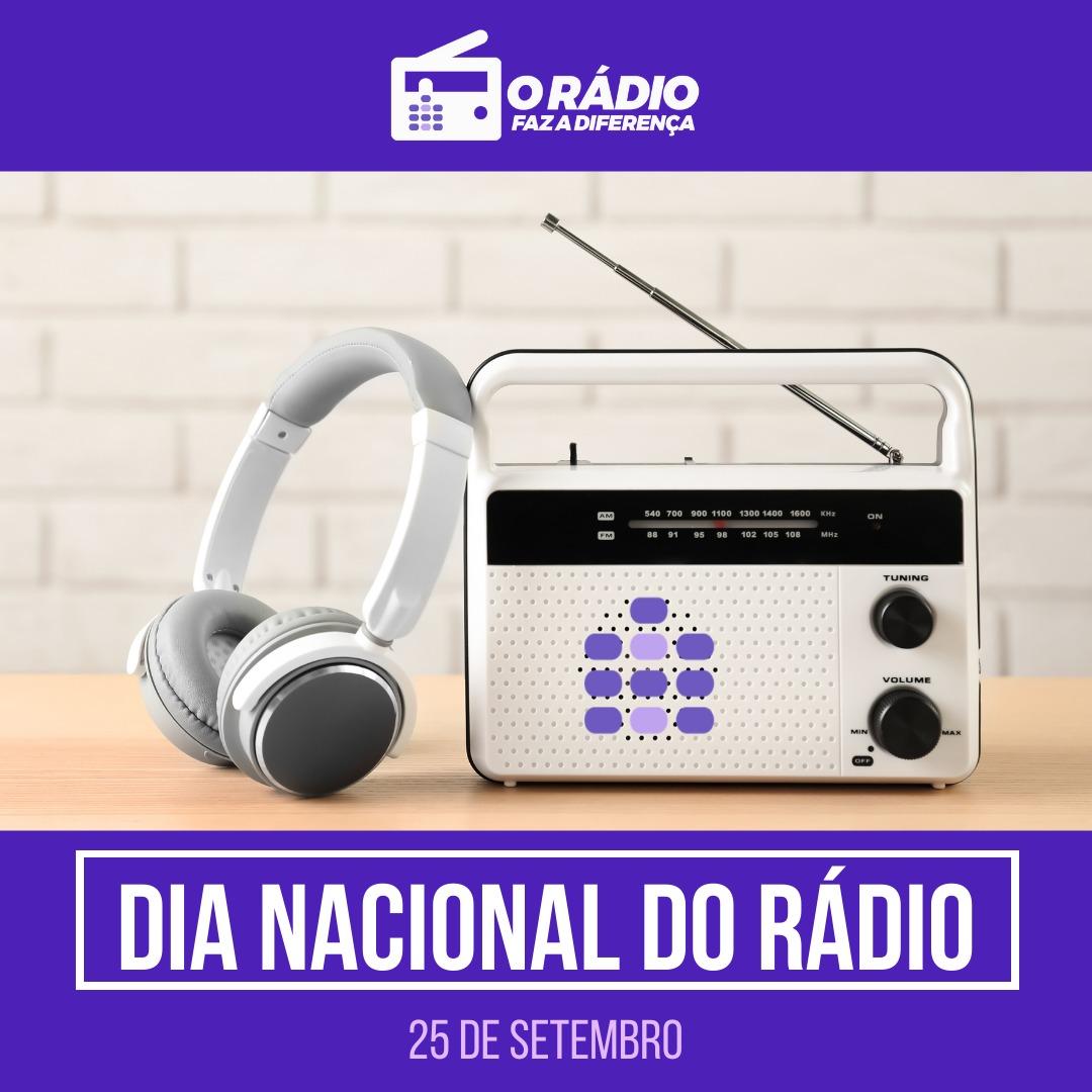 O radio faz a diferenca