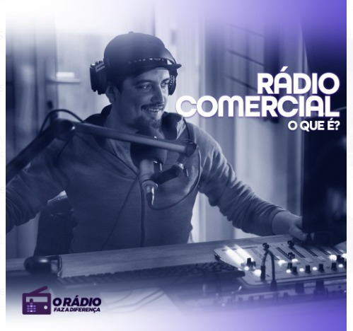 Rádio comercial O rádio faz a diferença