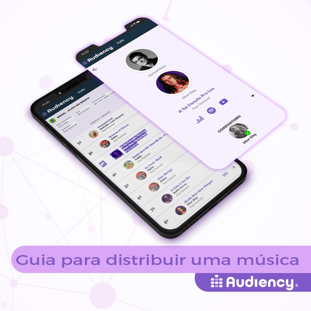 Guia para distribuir música