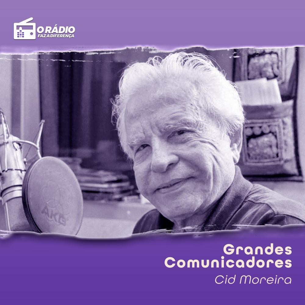 Cid Moreira - O rádio faz a diferença Audiency