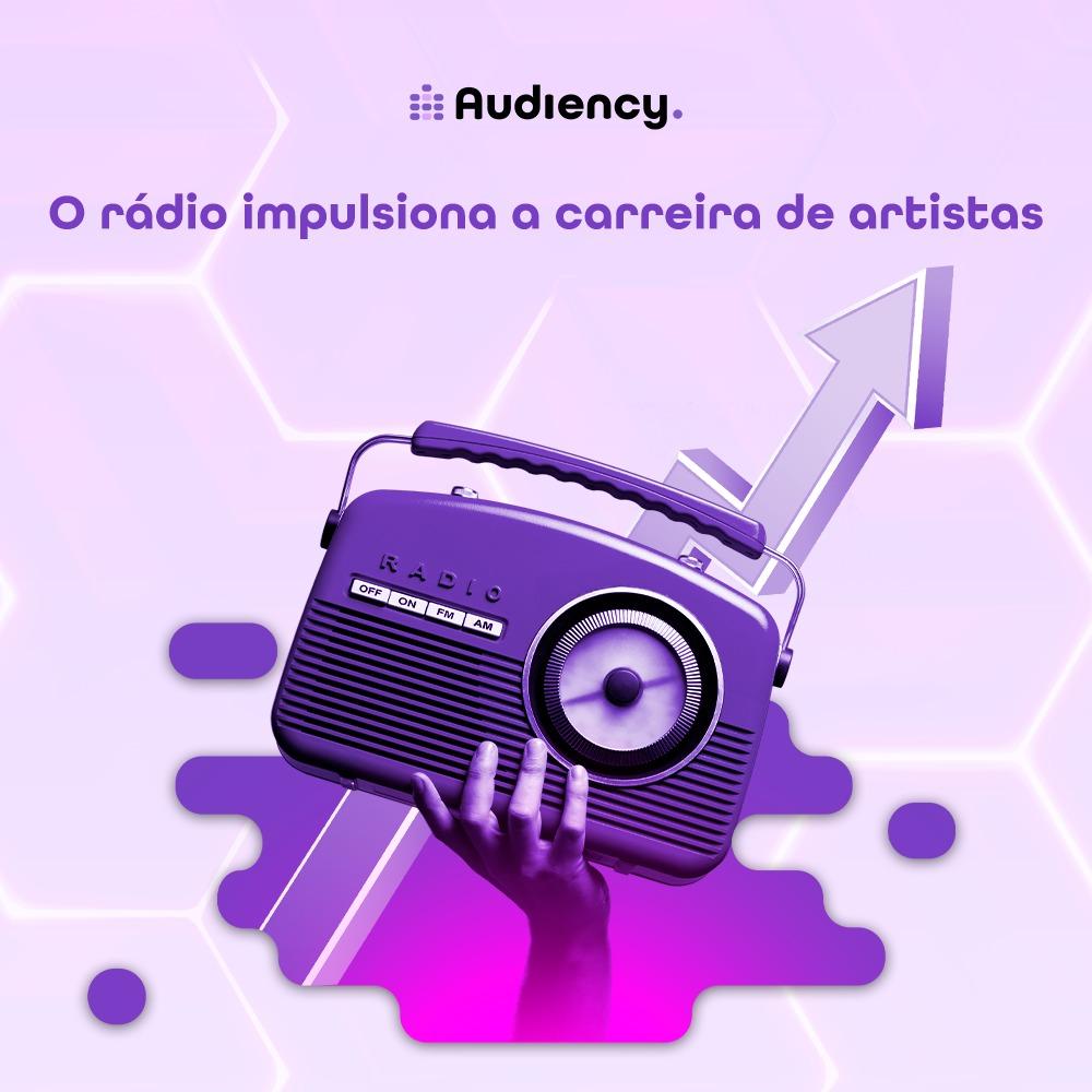 Audiency - O rádio impulsiona