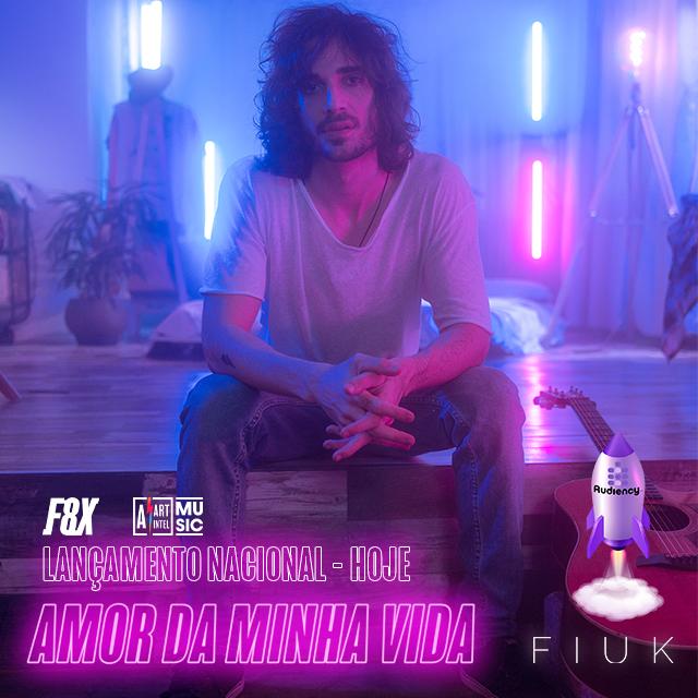 Fiuk lança faixa romântica - charts audiency