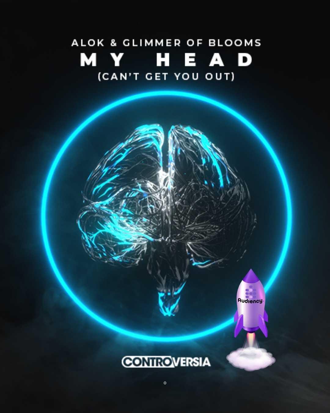 Alok lança My Head can't get you out com a audiency e vê que o rádio faz a diferença