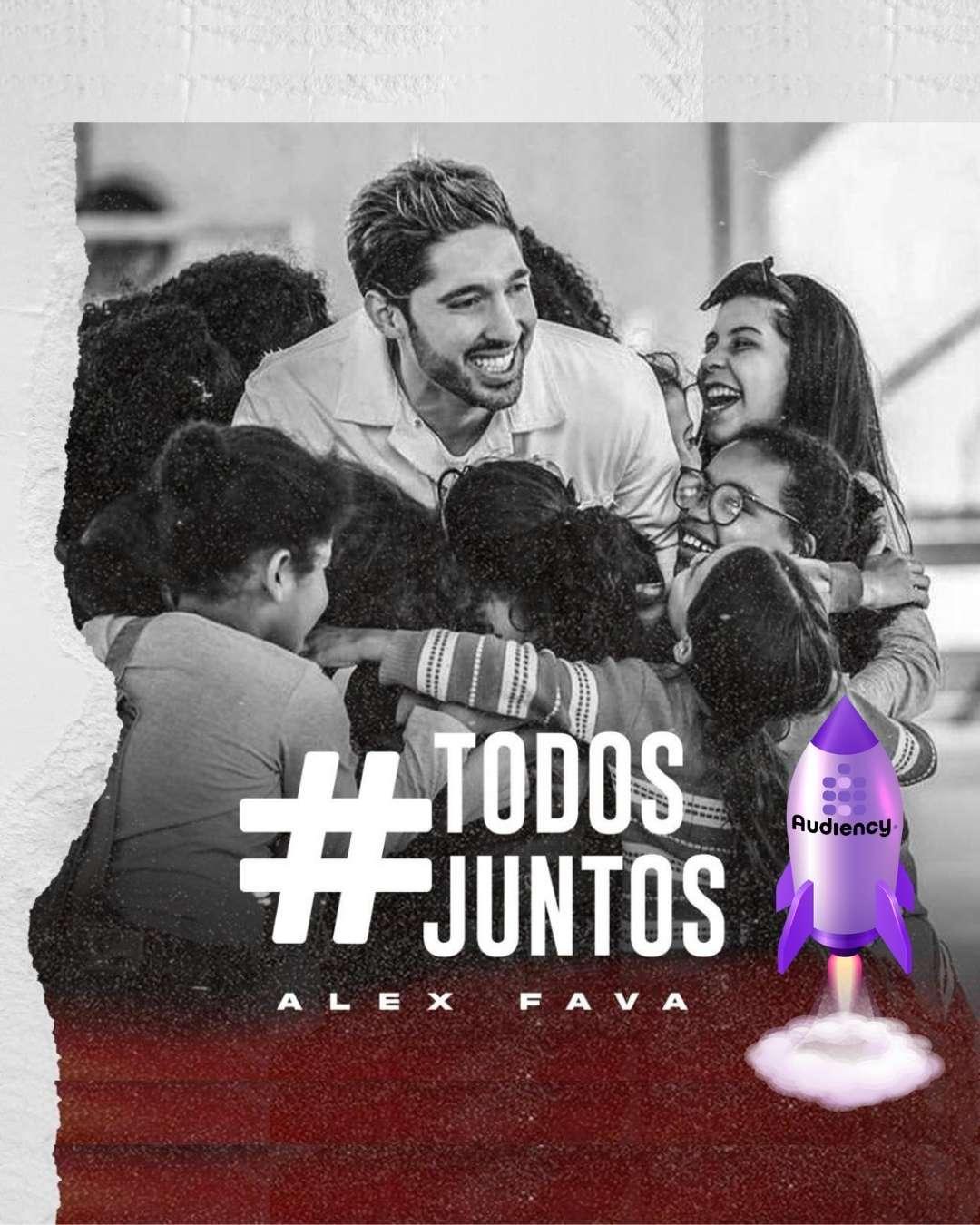 """""""Todos Juntos"""" de Alex Fava"""