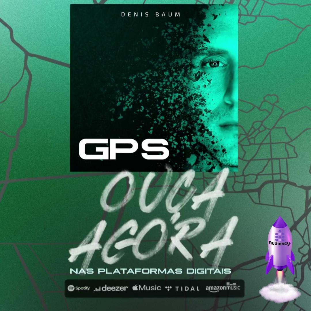 """Denis Baum lança """"GPS"""""""