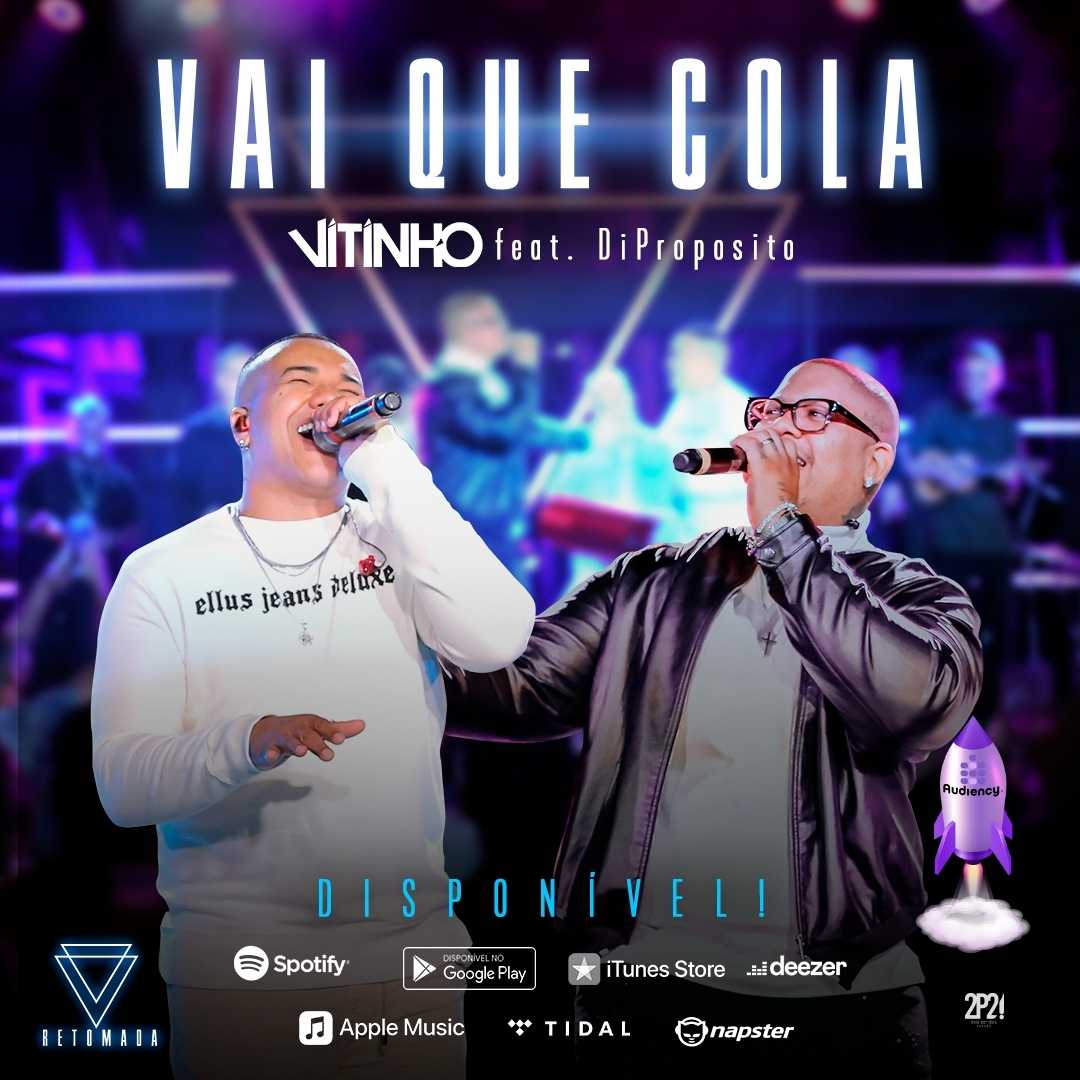 """Vitinho lança """"Vai que Cola"""""""