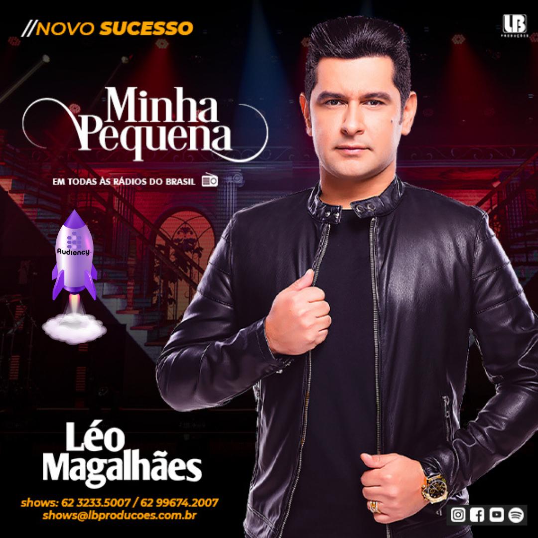 "Léo Magalhães lança ""Minha Pequena"""