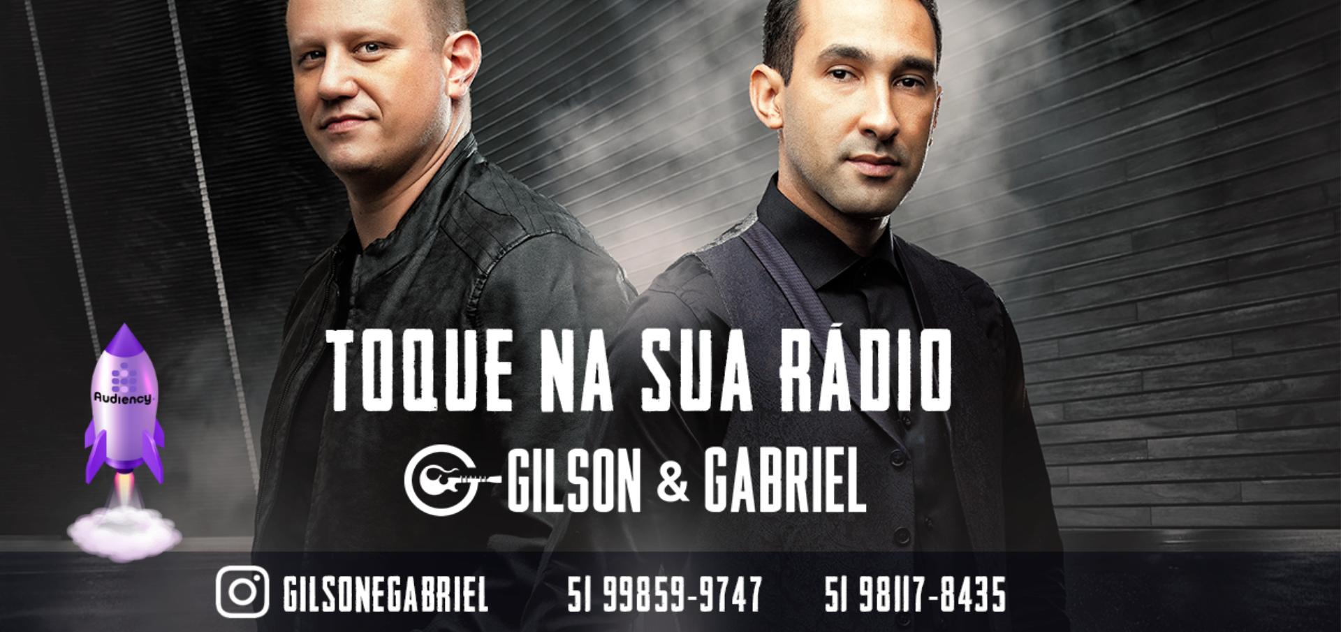 Gilson e Gabriel lançam o seu novo DVD com todos os seus sucessos